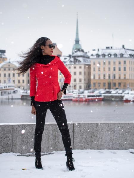 Stockholm, Snow & Fashion